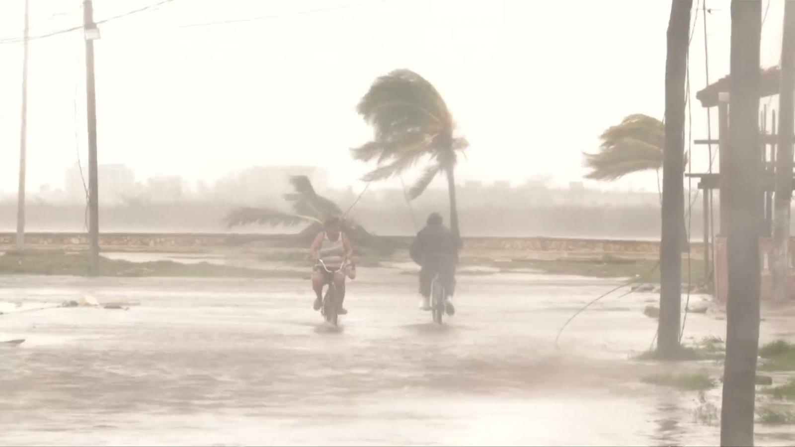 Hurricane Irma Devastates Cuba