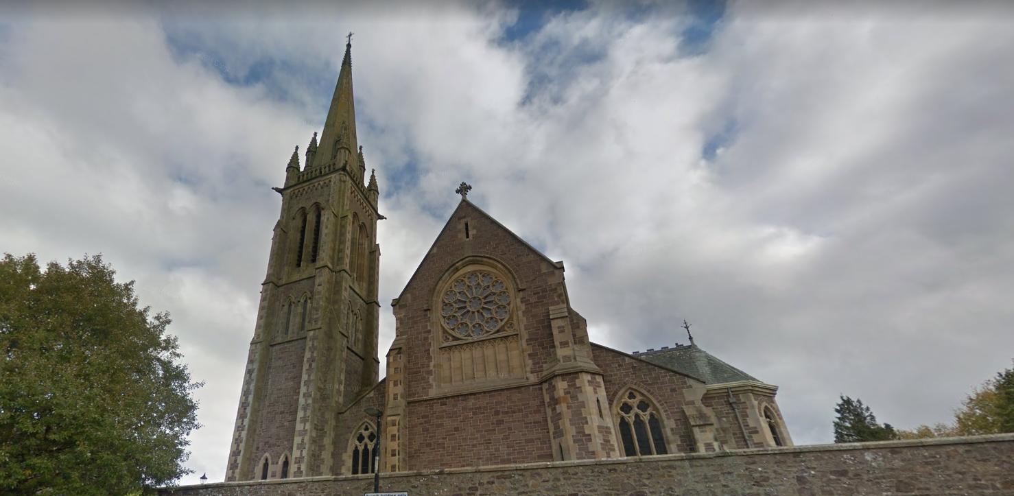 St Mary's Church Lanarkshire
