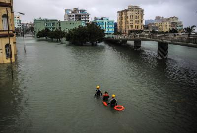 Hurricane Irma Havana Cuba