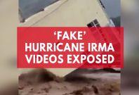 'Fake' Hurricane Irma Videos Widely Shared On Social Media