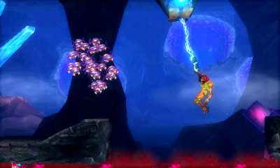 Metroid Samus Returns Screenshot