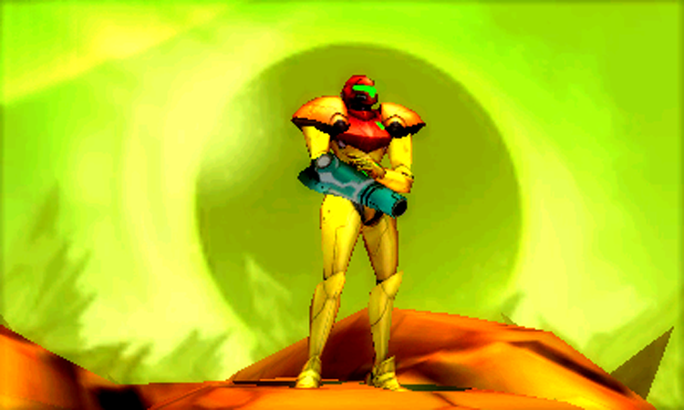 Metroid Samus Returns Screenshot