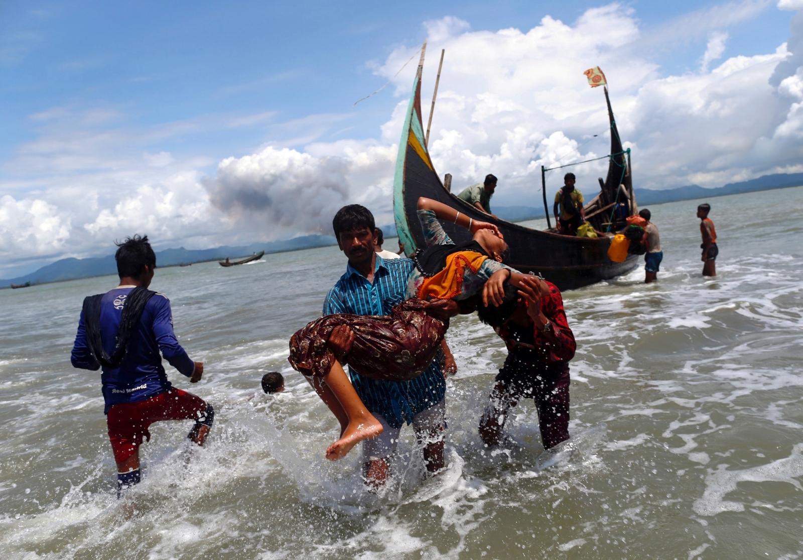 Myanmar Rohingya Bangladesh