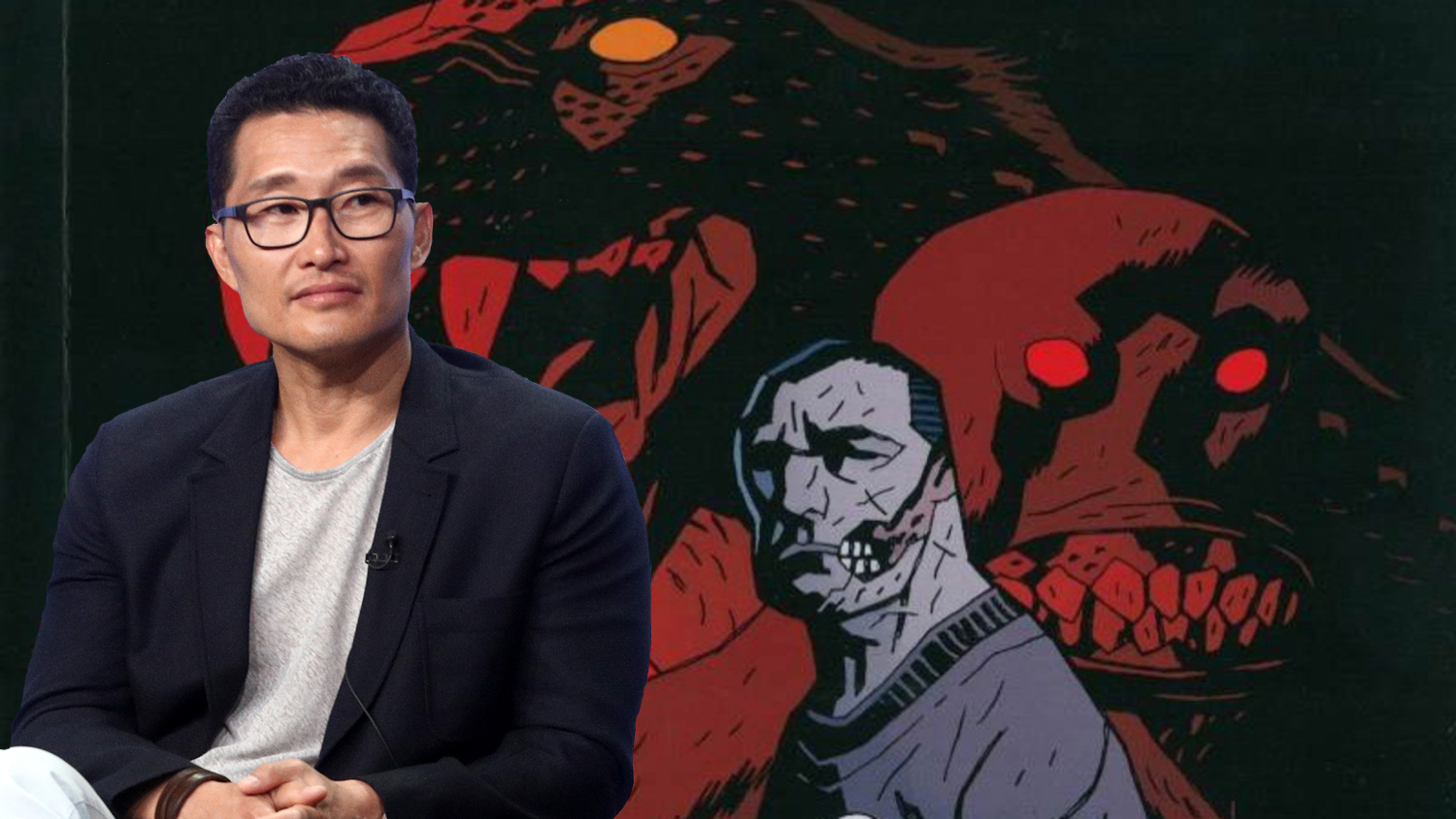 Daniel Dae Kim Replaces Ed Skrein in Hellboy