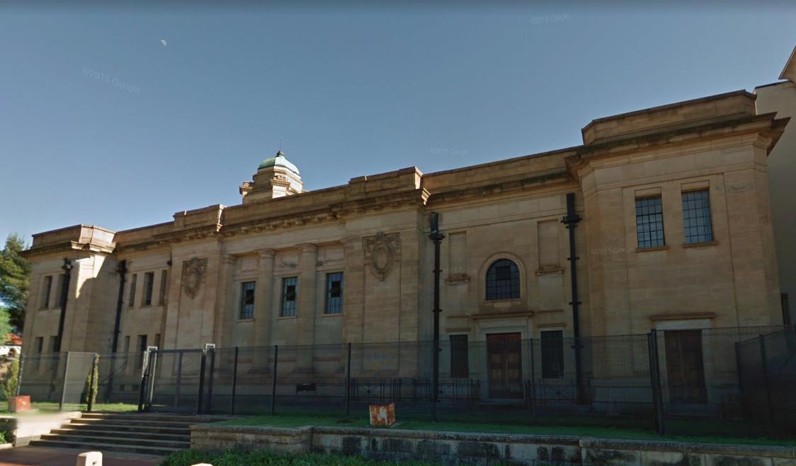 Free State High Court Bloemfontein