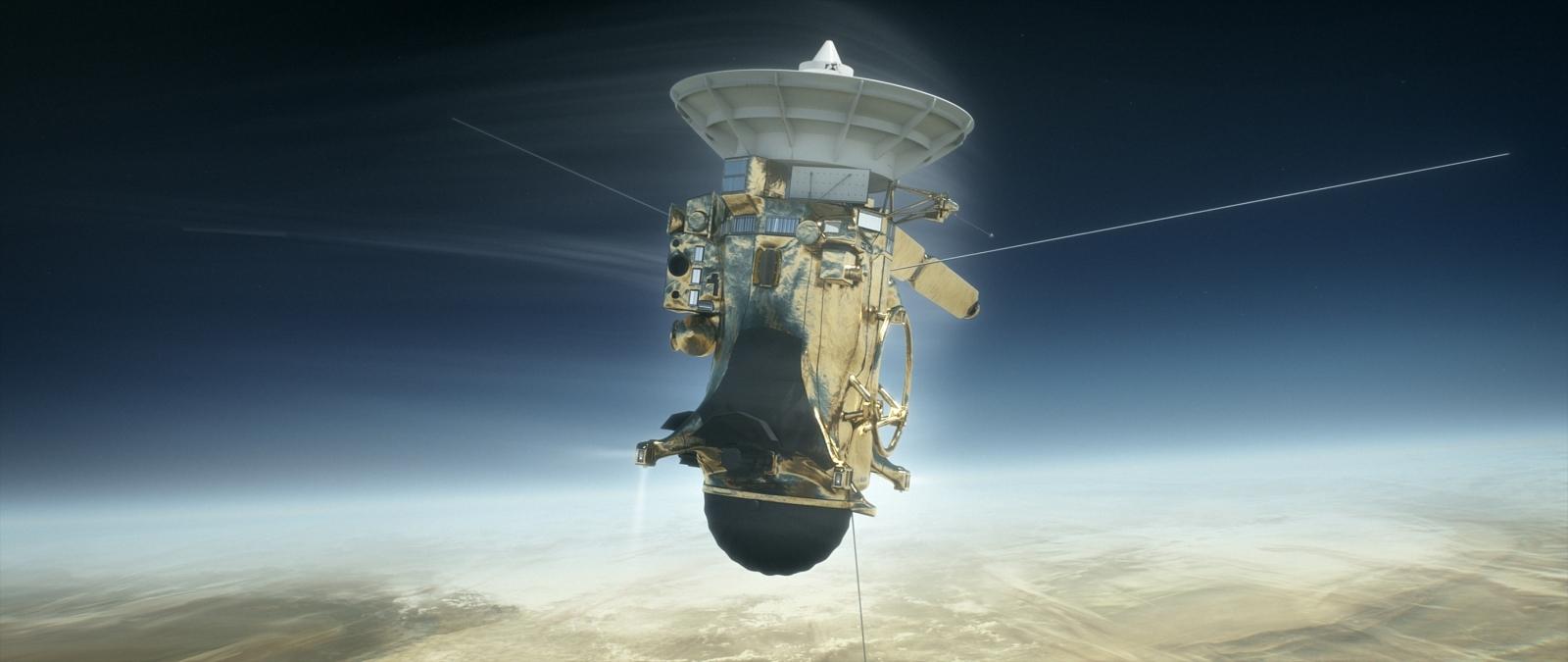 Cassini mission