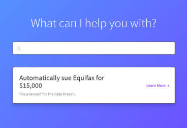 How to sue Equifax: This chatbot app wants to help you fight