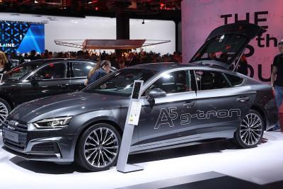 Frankfurt Motor Show 2017