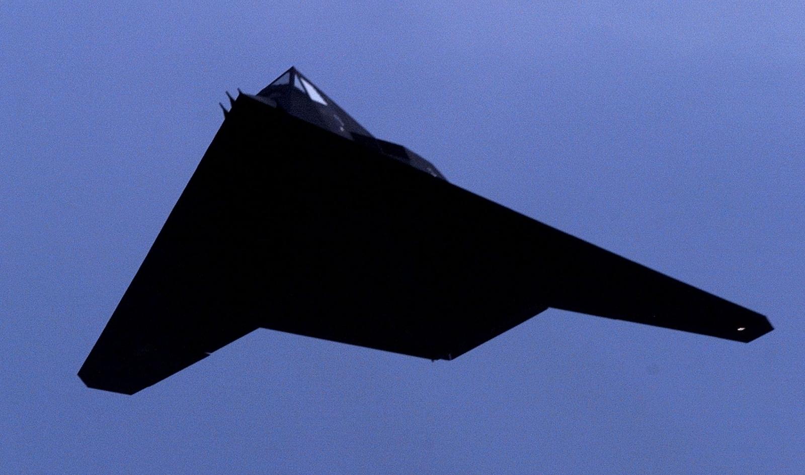 US military mystery aircraft crash