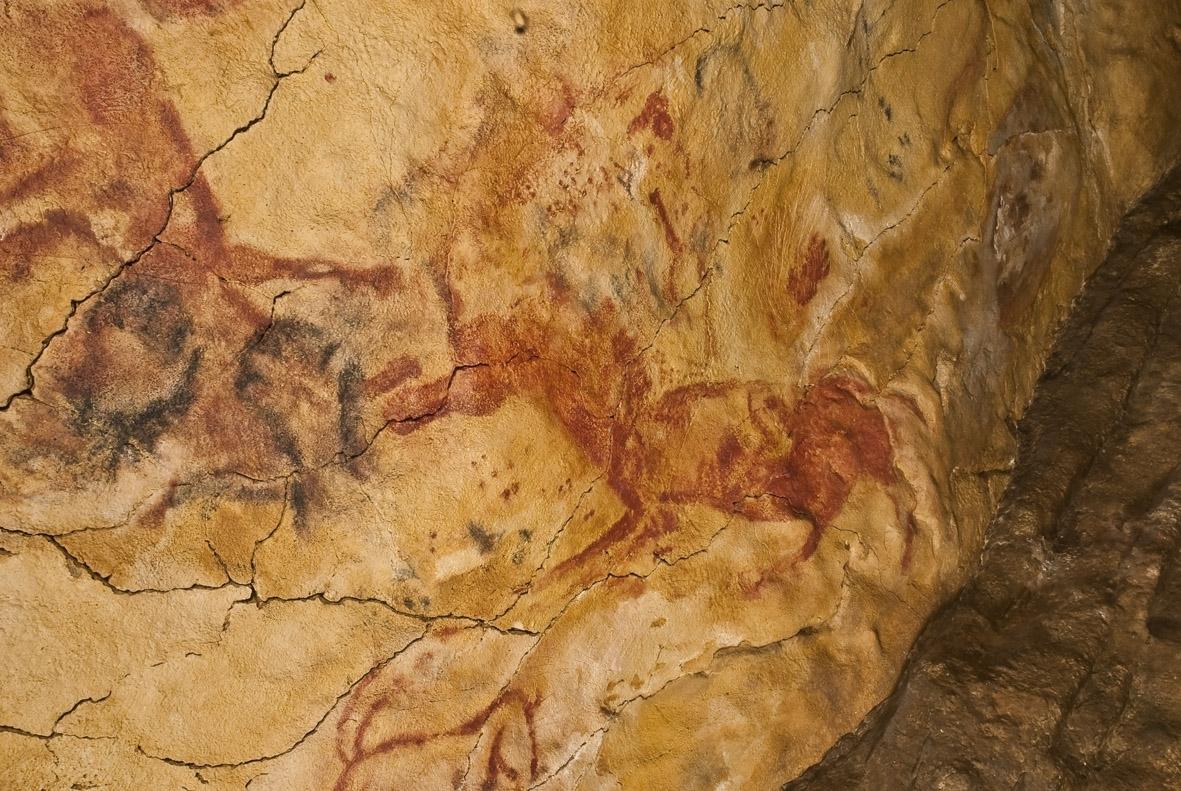 Altamira cave drawings