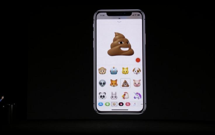 iPhone X animojo