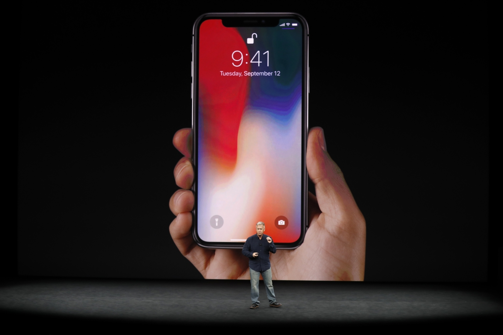 iPhone X revealed by Apple