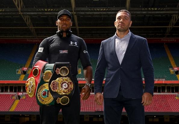 Joshua vs Pulev fight breaks Muhammad Ali's attendance record