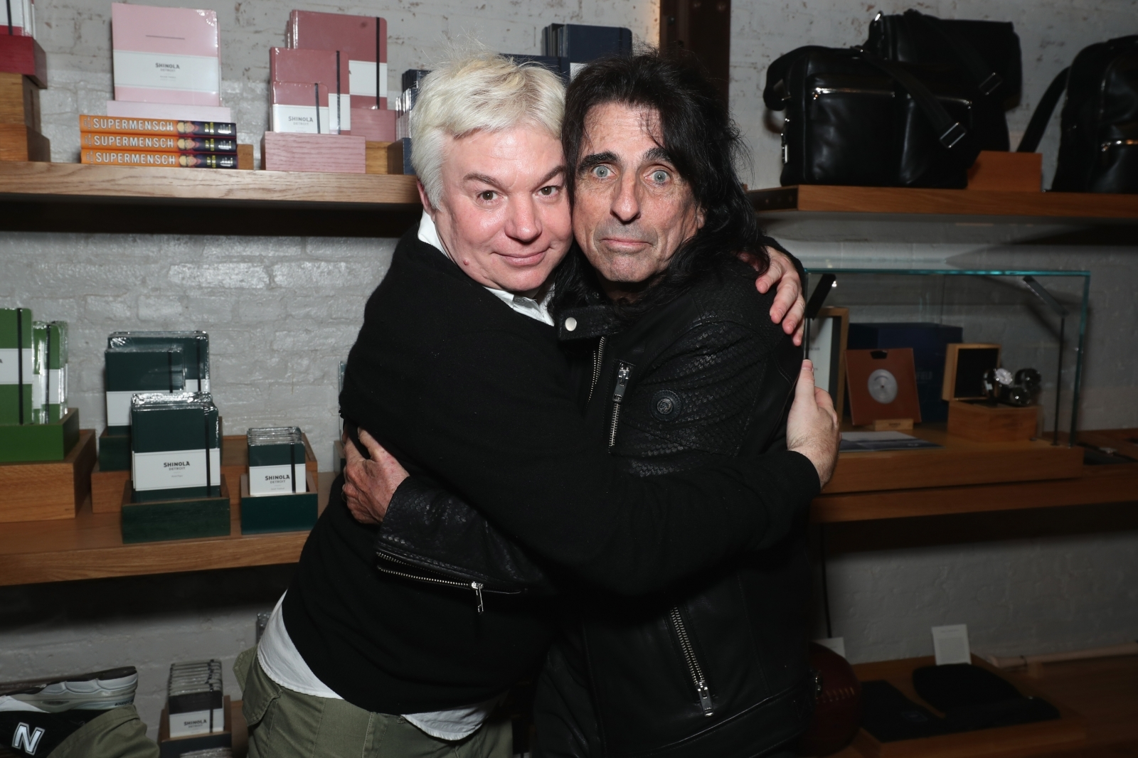 Mike Myers,Alice Cooper