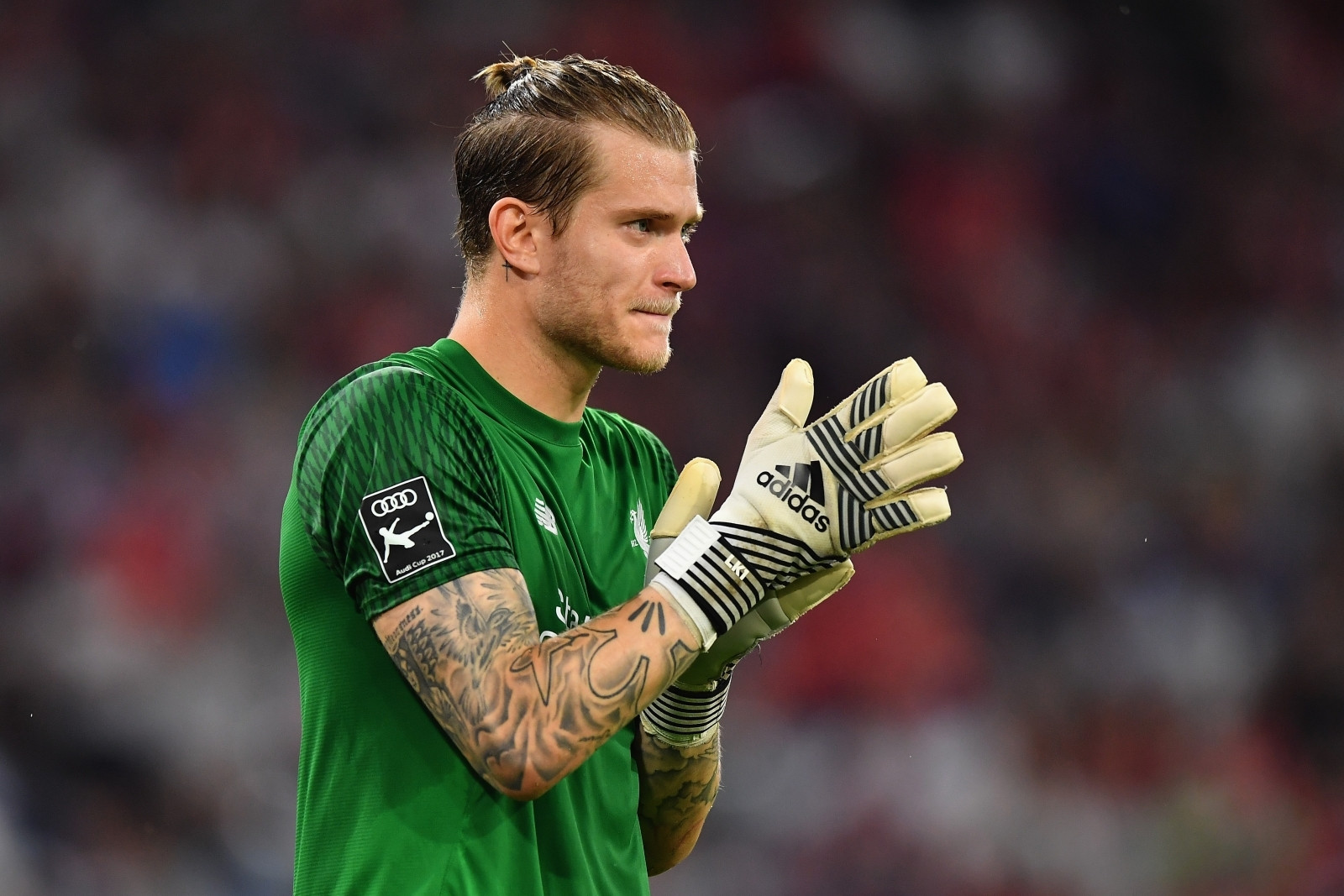 Loris Karius determined to remain Liverpool's number one ...