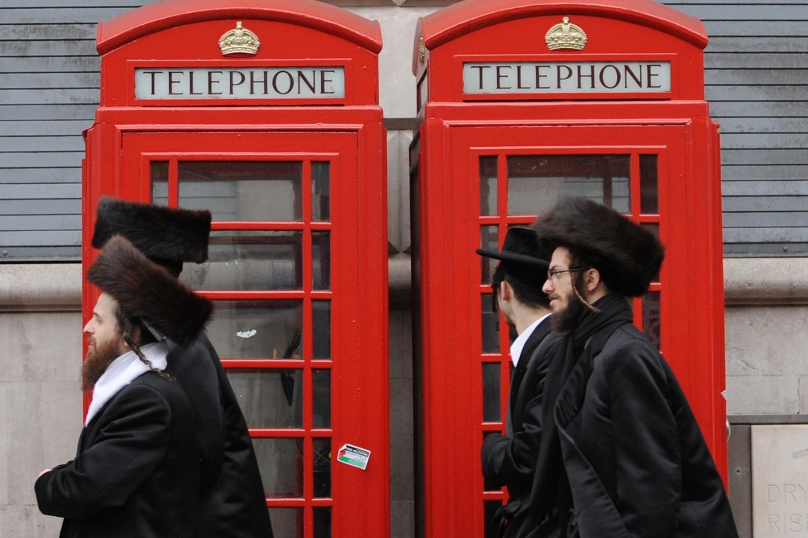 Orthodox Jews London