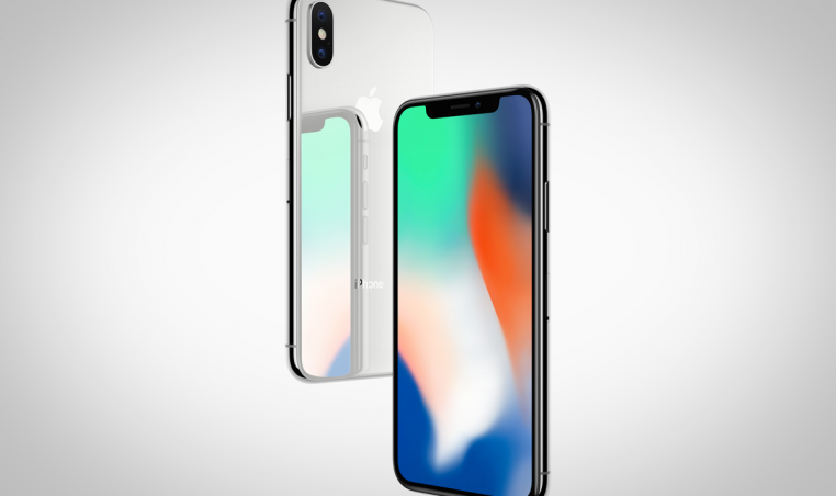 Apple iPhone X vignette