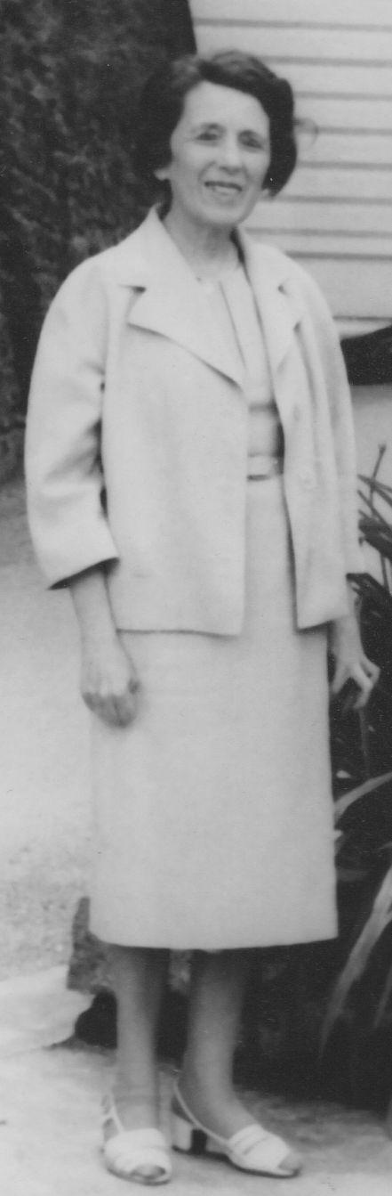 Emmy Werner, age 60