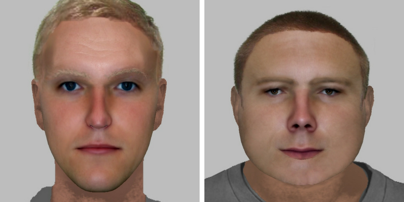 London homophobic attack e-fits
