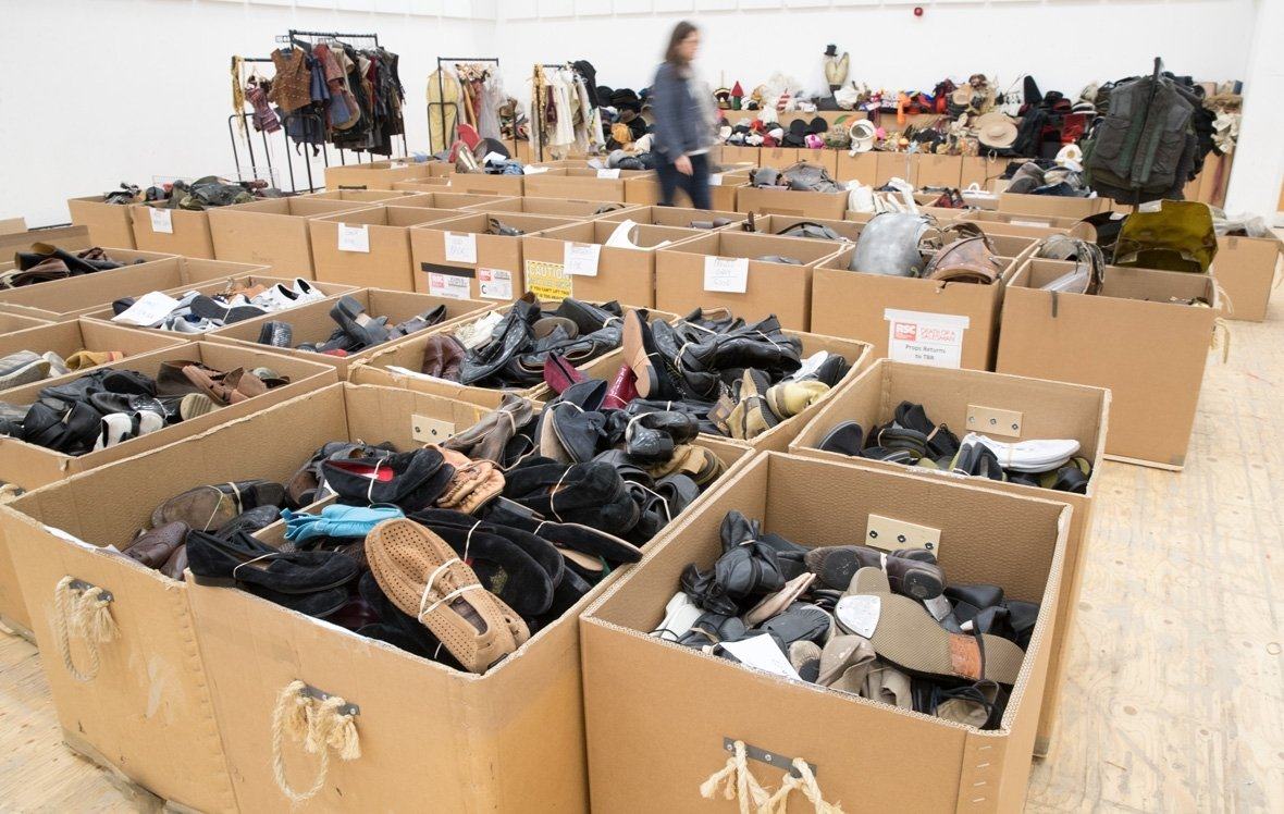 RSC Royal Shakespeare Company jumble sale