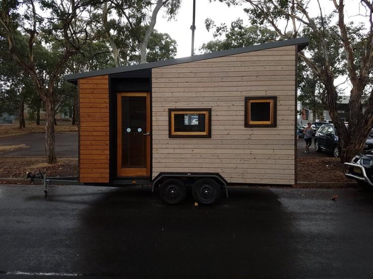 Tiny Home stolen Australia