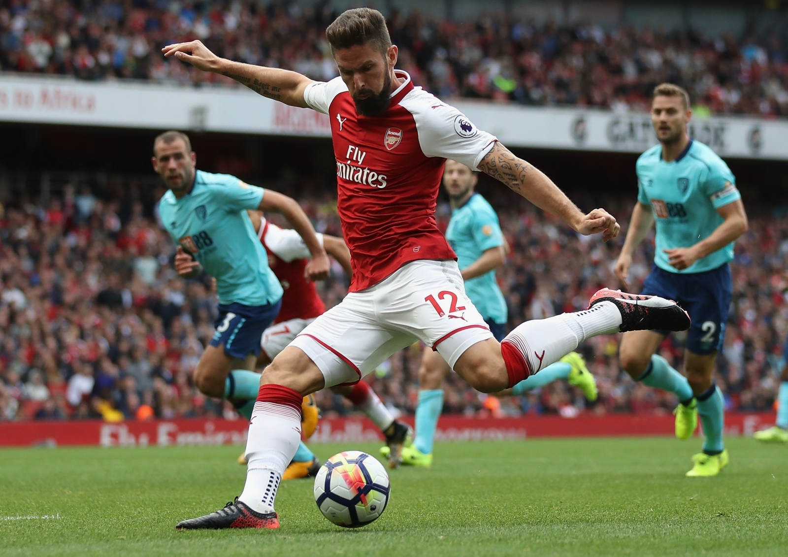 'I almost quit Arsenal', admits Giroud