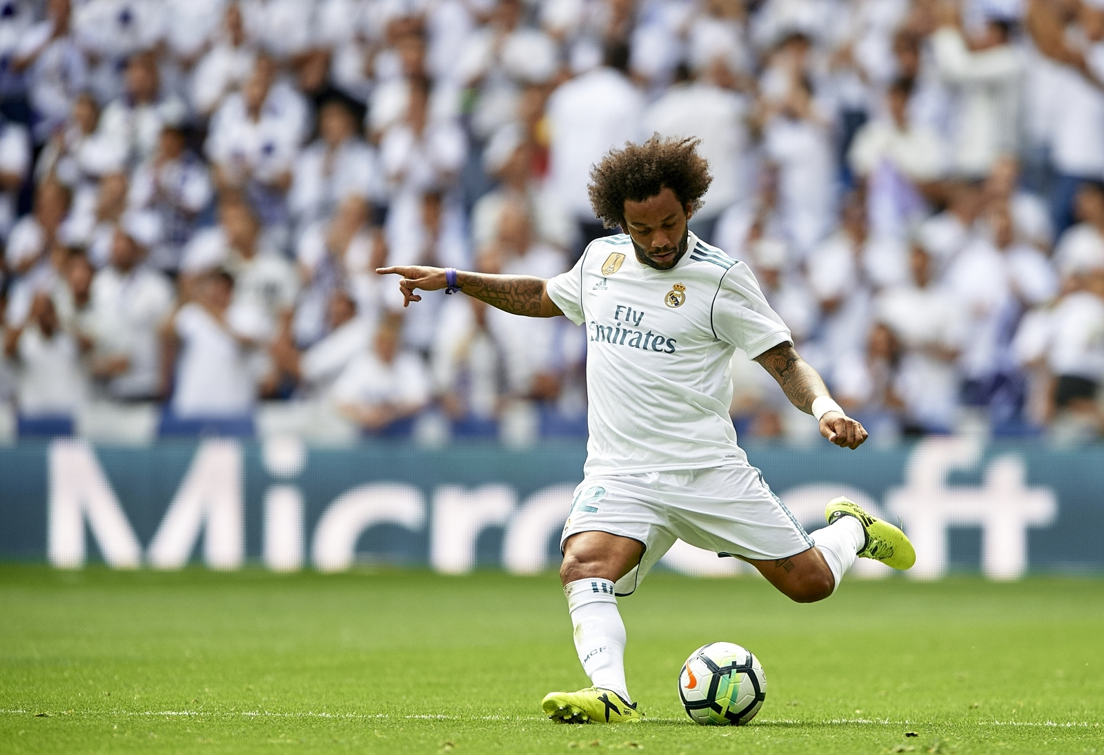 Real Madrid extends Marcelo's contract