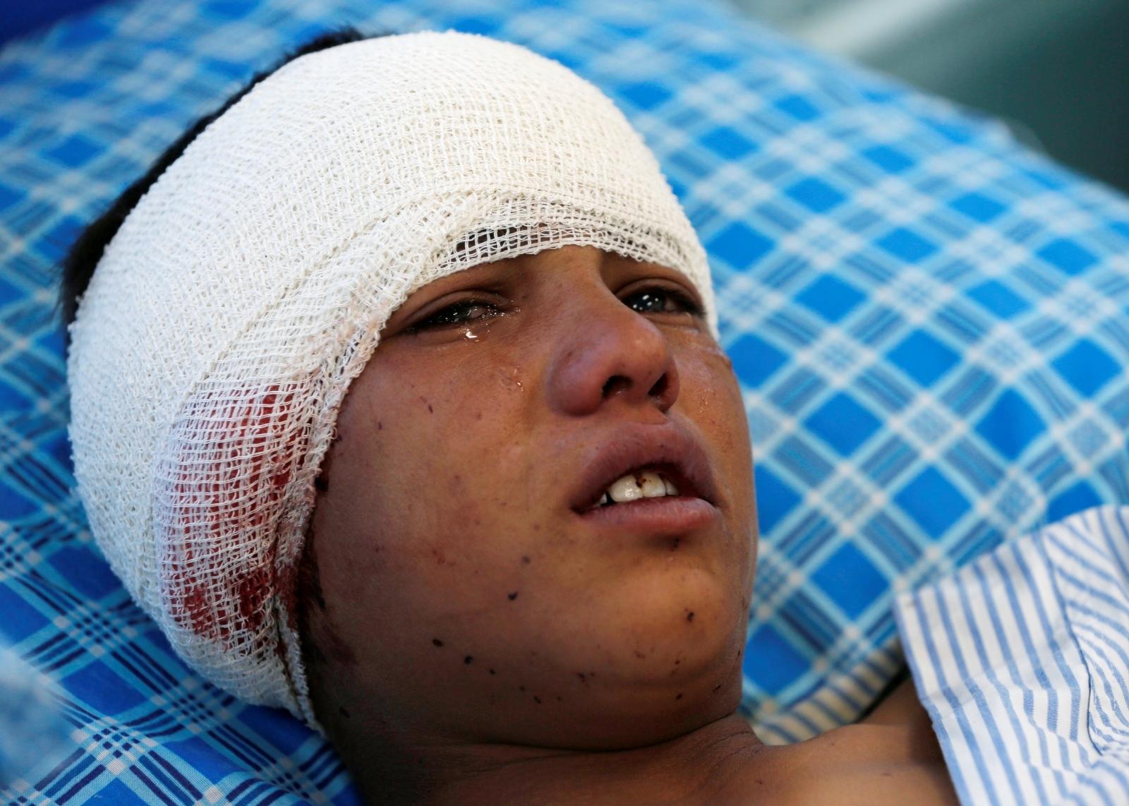 Afghanistan Kabul Cricket Suicide Bomb 13 September