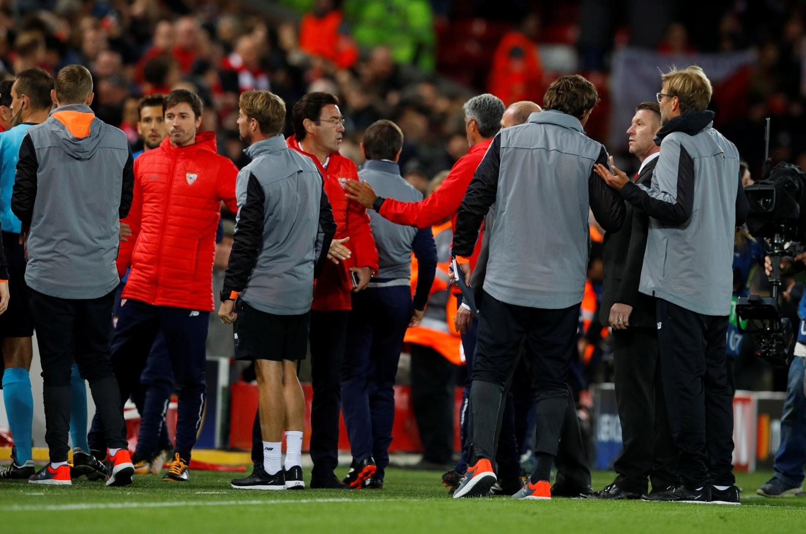 Liverpool Sevilla