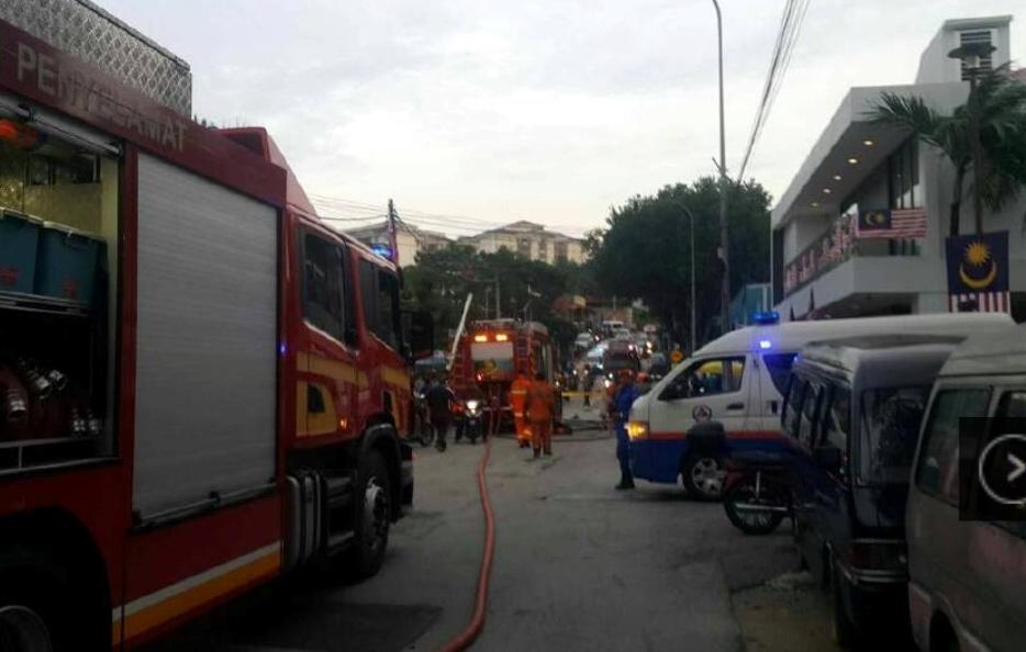 Kuala Lumpur school fire