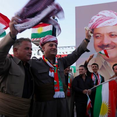 Iraq Kurds Turkey Independence