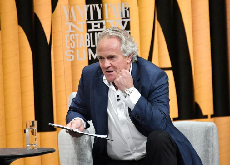 Vanity Fair UK editor Henry Porter