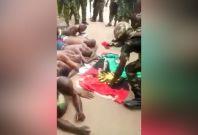 Nigeria Biafra Ipob Torture Murder Video