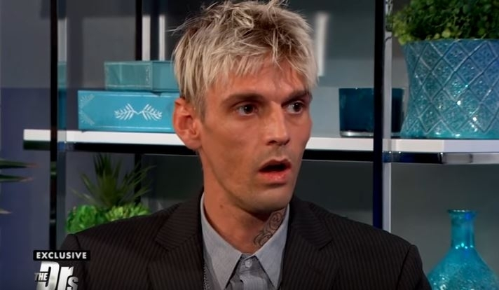 Aaron Carter Tells The Doctors He Fears He Could Be HIV-Positive