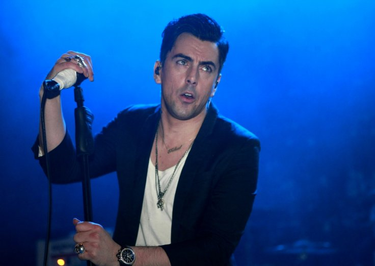 Ian Watkins performs with the Lostprophets at the height of the band's fame at the Shepherds Bush Empire in 2010