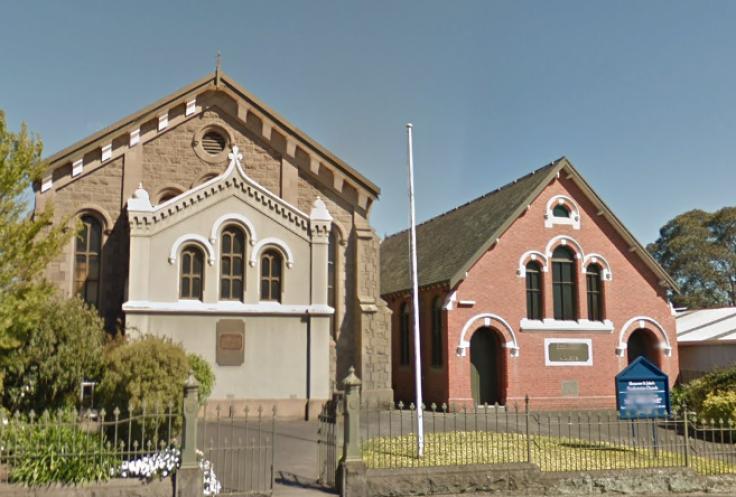 Ebenezer St John's Presbyterian Church Victoria