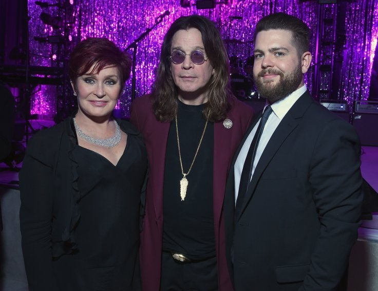 Sharon Osbourne, Ozzy Osbourne and Jack Osbourne