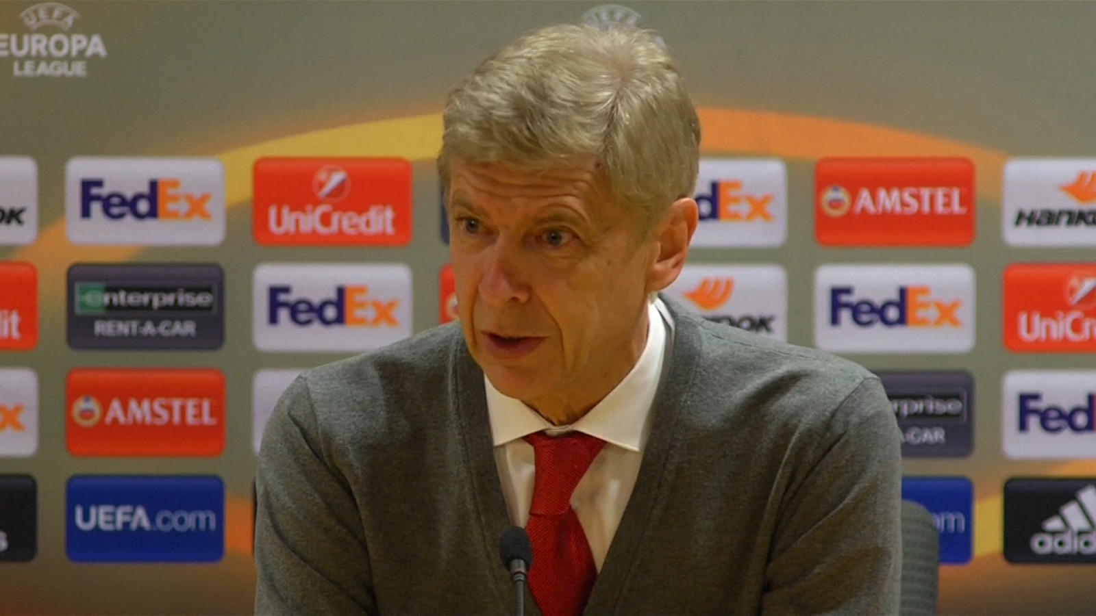 Arsene Wenger surprised by ticket trouble before Europa clash to FC Cologne