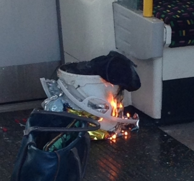 Parsons Green Tube explosion
