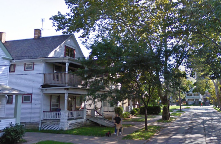 Denison Avenue Cleveland