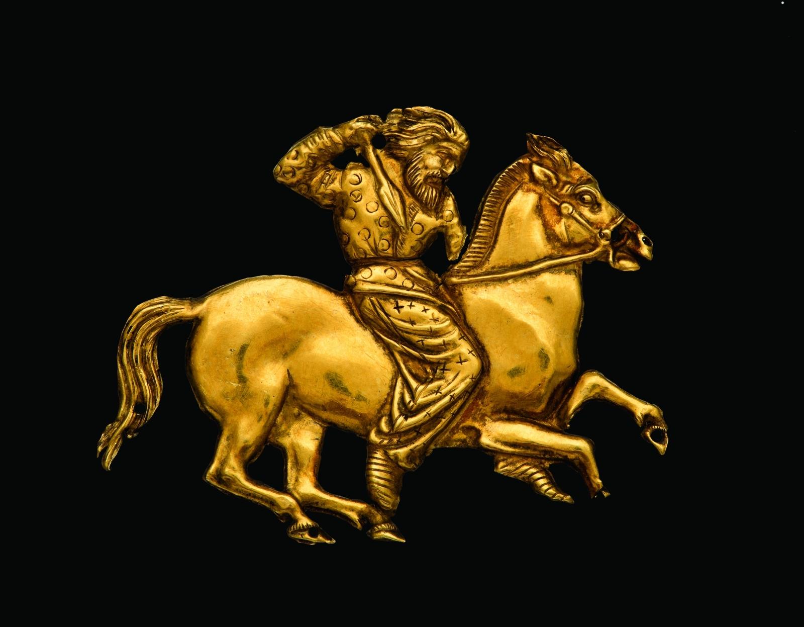 Scythian rider