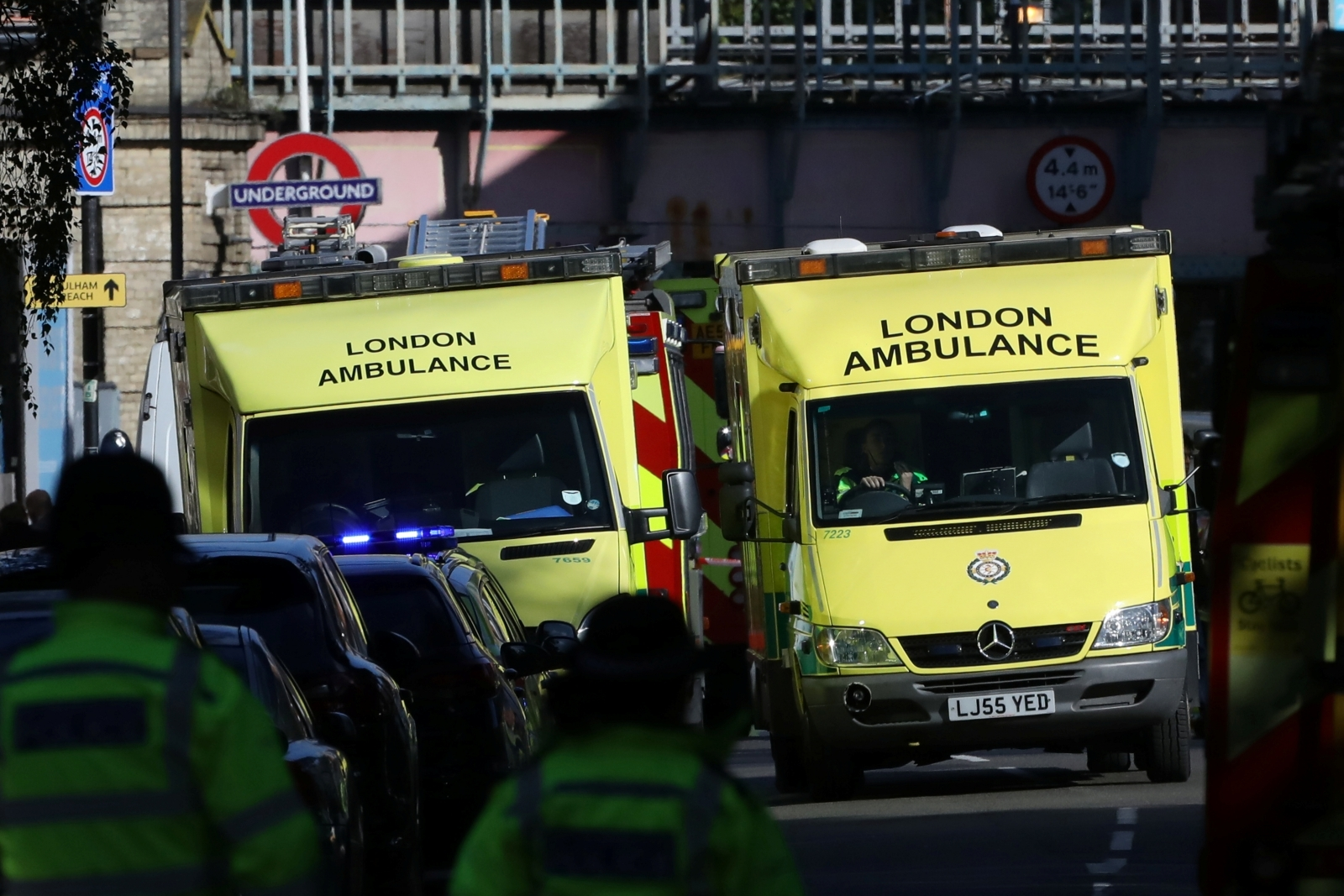 Parsons Green terror attack