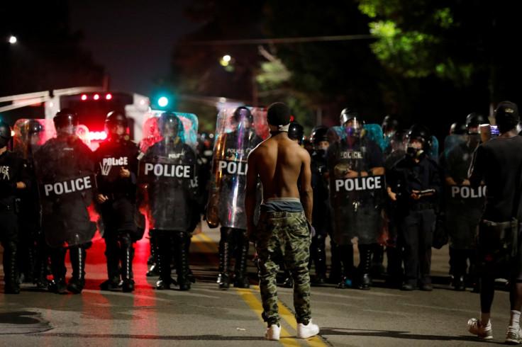 Jason Stockley Anthony Lamar Smith Protest