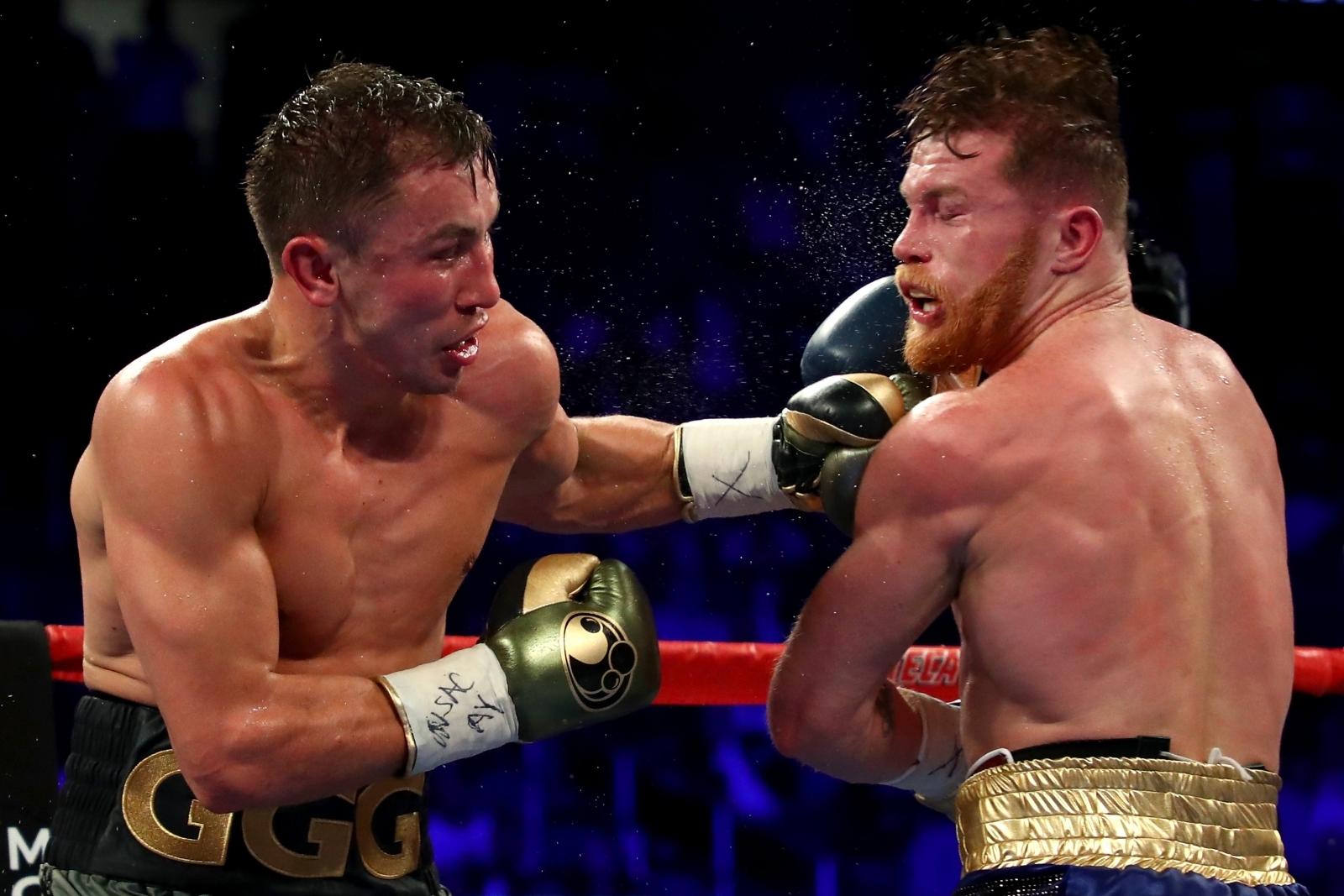 Gennady Golovkin vs Canelo Alvarez