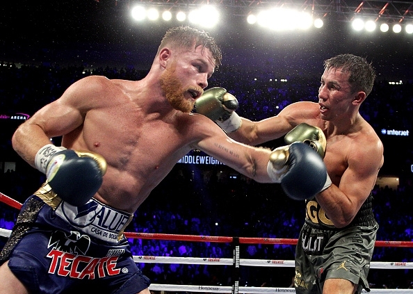 Golovkin left frustrated by judges' decisions in Canelo ...