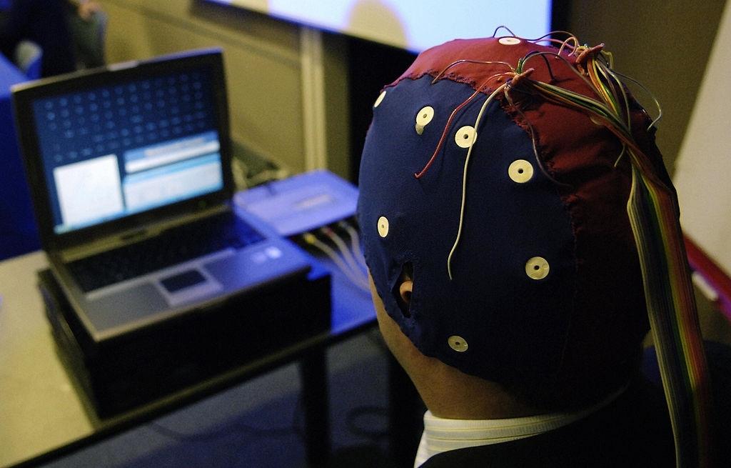Brain internet link