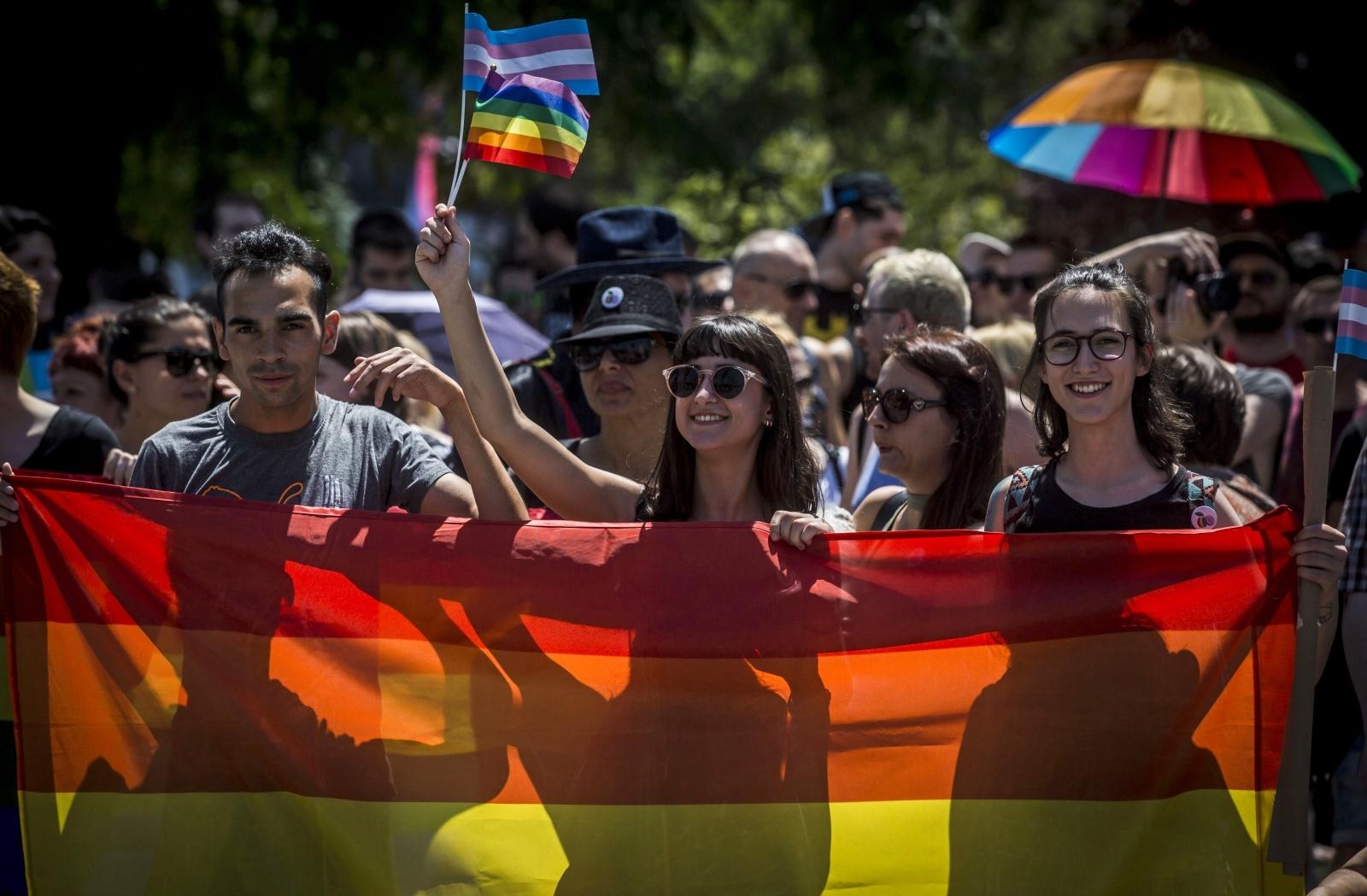 Gay pride Belgrade