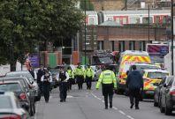 UK terror level threat
