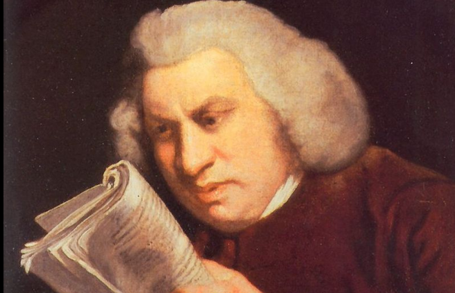 Who was Samuel Johnson? The father of the modern dictionary