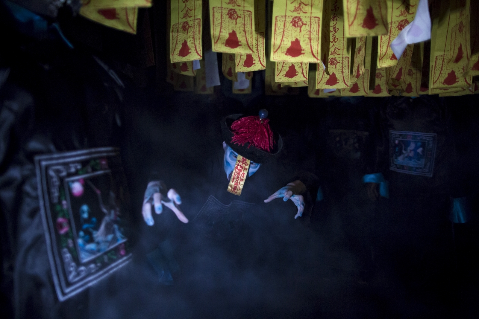 Man dies in haunted house accident in Hong Kong's Ocean Park